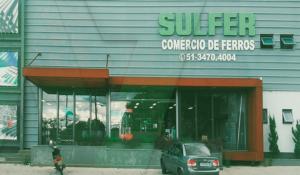 Sulfer: Tradição no comércio de ferros