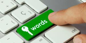 """A """"chave"""" da palavra-chave"""