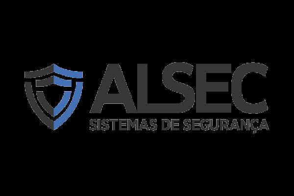 Alsec Segurança Logo