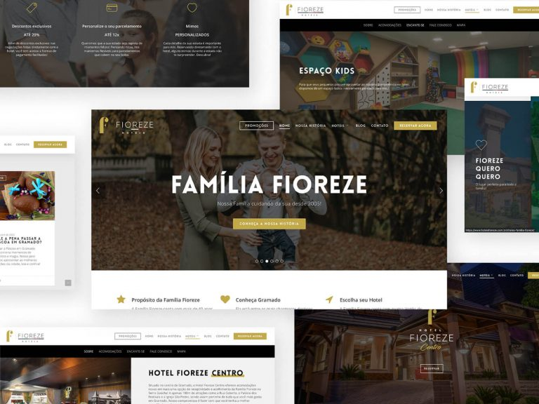 Case Site Hotel Fioreze